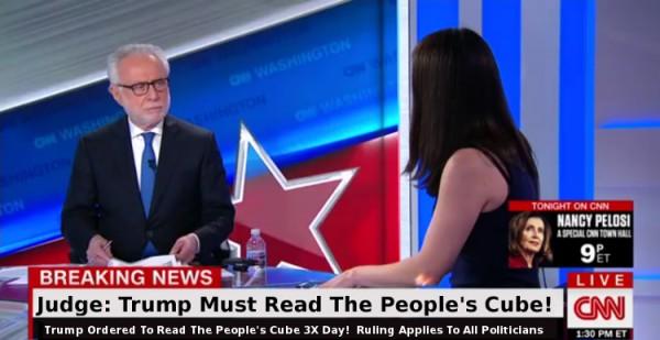 Trump ordered to read Peoples Cube.jpg