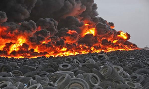 Socialist Cuba burning old tires as fuel2.jpg