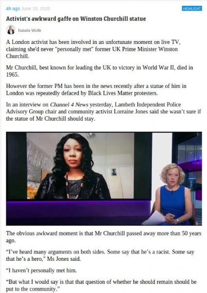 Loraine Jones on TV.jpg