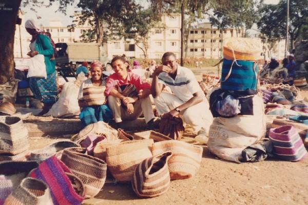 Malik and Barack in Kenya in 1988.jpg