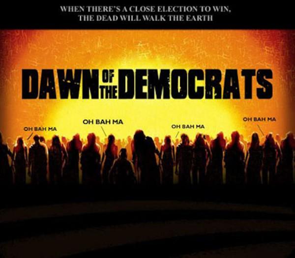 Dawn of the dead Democrats.jpg