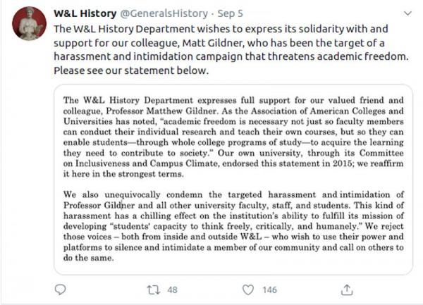 Washington-Lee University tweet.jpg