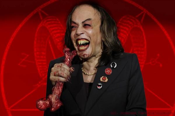 kamala satanic laugh.jpg