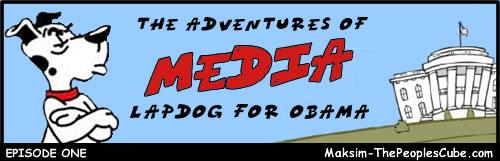 obama political cartoon