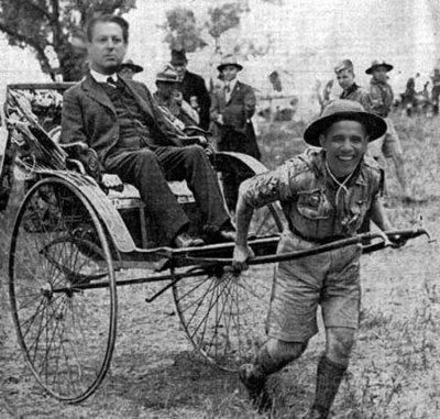 Obama Gore Rickshaw